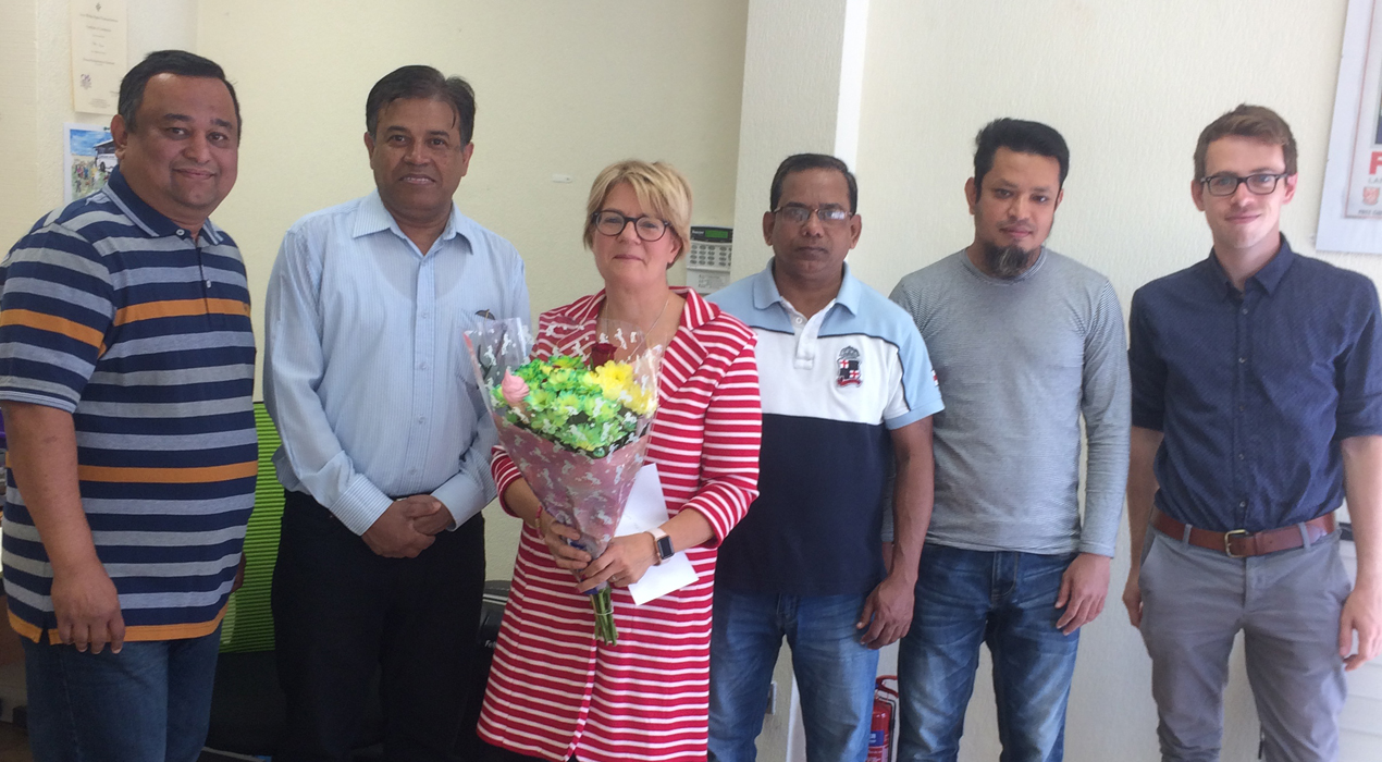Bangladeshi Society with Alison Tarpey-Black