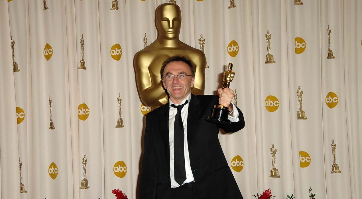 Danny Boyle in the Press Room at the 81st Annual Academy Awards. Kodak Theatre, Hollywood, CA. 02-22-09