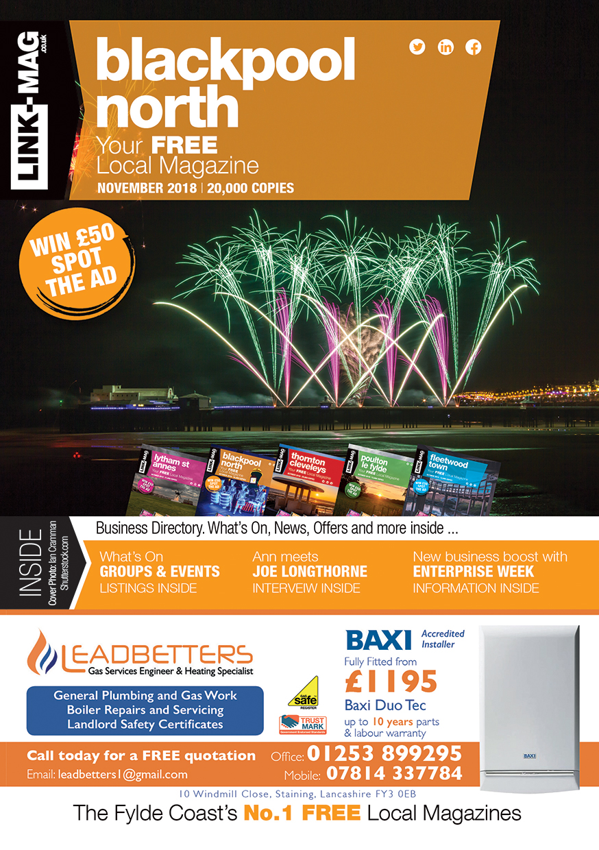 LINK MAG | Blackpool North | November 2018