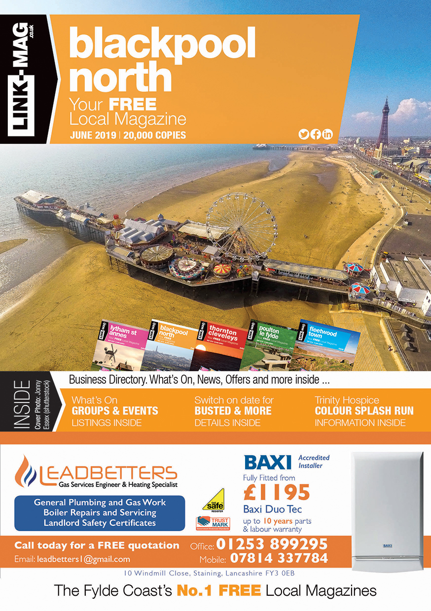 LINK-MAG | Blackpool North | June 2019