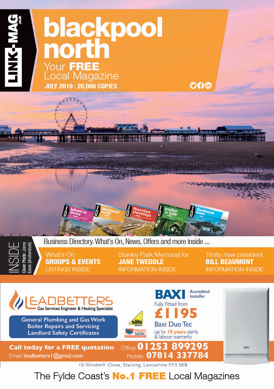 LINK-MAG | Blackpool North | July 2019