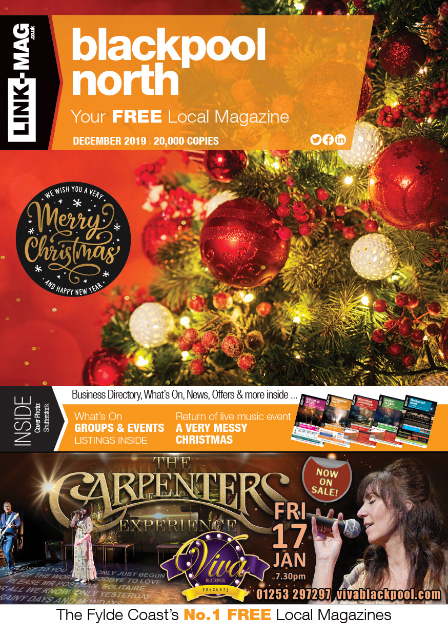 LINK-MAG | Blackpool North | December 2019